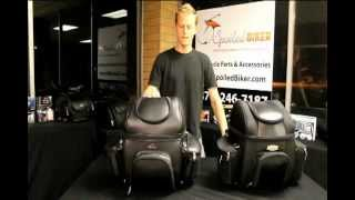 Mustang Seats Journey Bag Review - Motorcycle Luggage by Mustang Seats