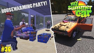 Having a Party - Dirt Mod | My Summer Car
