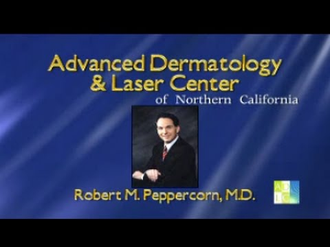 Dr. Peppercorn's Cosmetic Dermatology Office Procedures - Reception Room Video