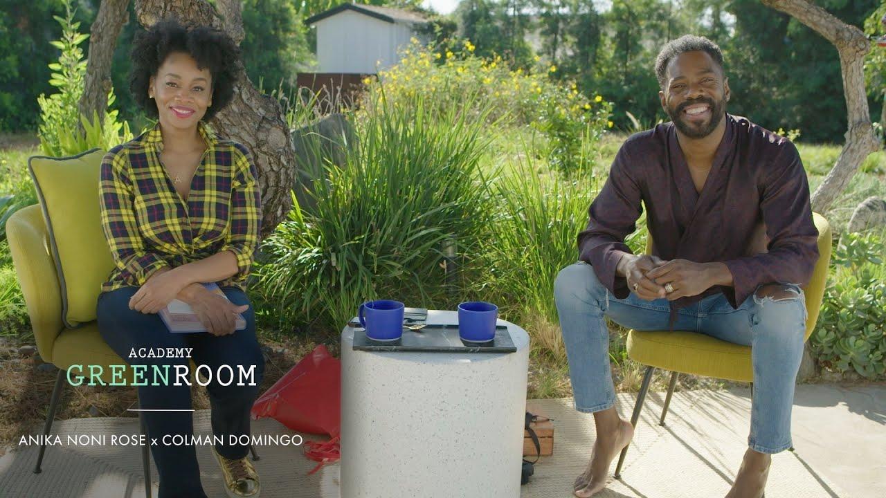 Anika Noni Rose & Colman Domingo | Academy Greenroom