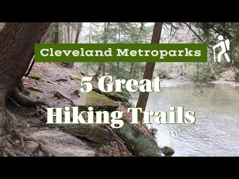 5 Great Hiking Trails In Cleveland Metroparks