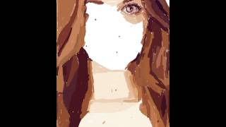 Drawing Lydia Martin ! (Holland Roden)