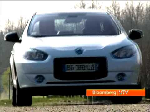 Renault Fluence ZE review by Autocar India