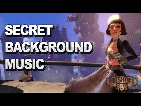 BioShock Infinite - Secret Background Music