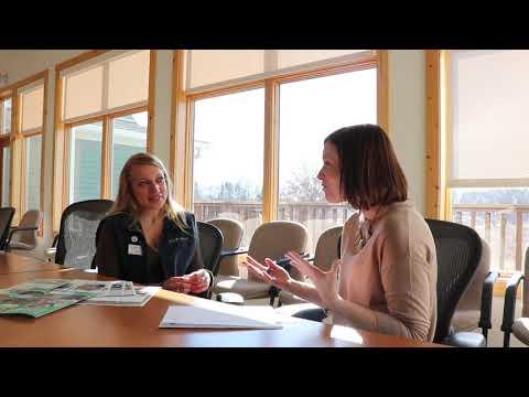 Kelly Interviews Cara Erickson with Aldo Leopold Nature Center