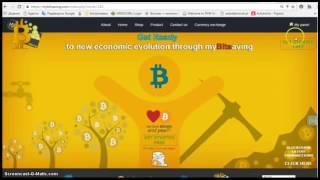 Лучшие биткоин краны 2017, Заработок без вложений на Mybitsaving
