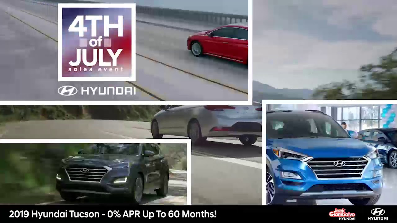 Jack Giambalvo Hyundai >> Jack Giambalvo Hyundai 4th Of July Sales Event Near York Pa