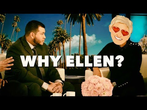 Ellen Finds Jesus: Saving MGM Liability or Saving Lives?