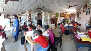 Drawing And Painting Classes In Chromepet, Chennai, Tamilnadu | Fine Art Classes In Chennai