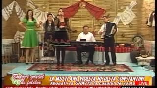 Violeta Constantin - Mi-a furat alta barbatul LIVE Muzica populara de petrecere