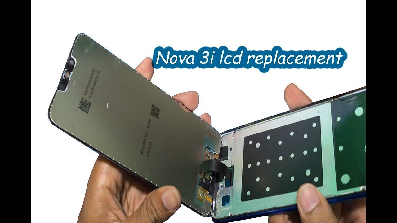 huawei nova 3i lcd replacement