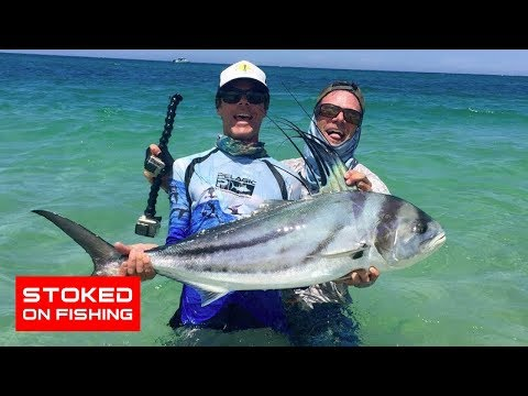 Fishing Baja - Hotel Buena Vista Beach Resort | Part 2 | Stoked On Fishing - Full Episode |