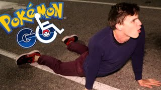 Disabled Pokemon Go #2 - Meowth + Goldeen thumbnail