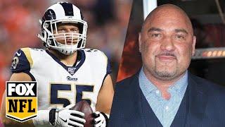 BREAKING: Jay Glazer reports Rams' Brian Allen has tested positive for coronavirus | FOX NFL