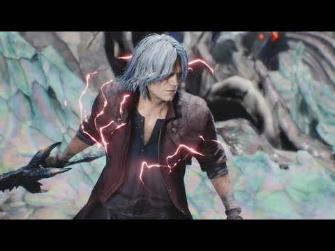 Devil May Cry 5 (Dante): Mocking Vergil until he gets angry thumbnail