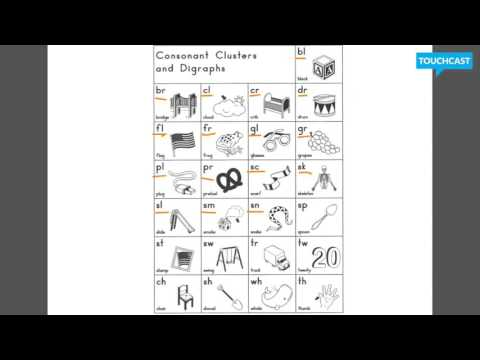 Consonant Clusters and Digraphs