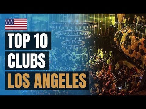 Top 10 Night Clubs In Los Angeles (2020)