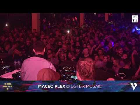 Maceo Plex Live @ DGTL x Mosaic, ADE Oct 2016