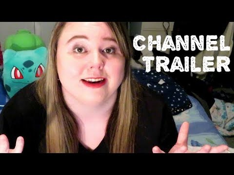 Official Channel Trailer! | Paige Gagne