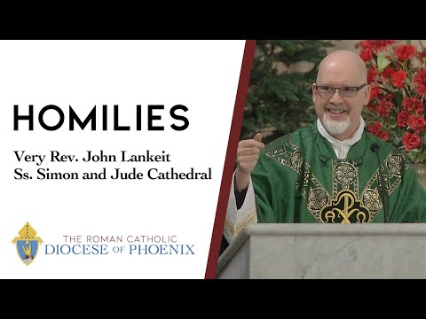 Fr. Lankeit's Homily for March 1, 2020