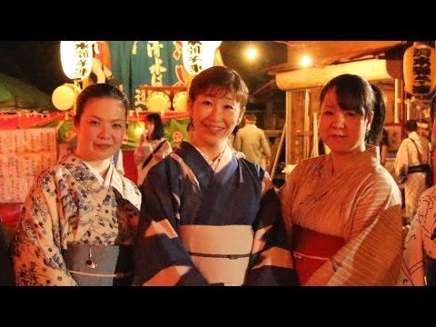 2014年09月14日 東大和市清水神社 盆踊り大会
