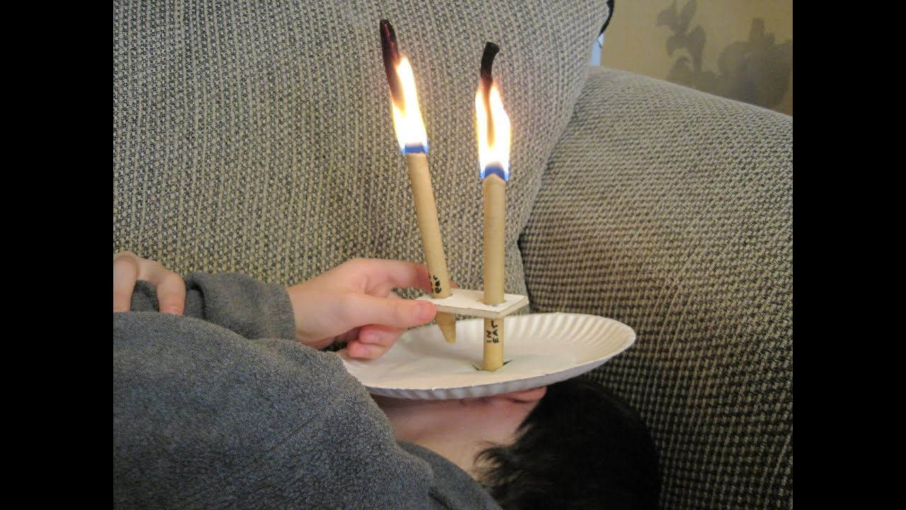 Ear Candleing: Does it work or not? We prove that... You be the ...