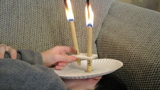 Ear Candleing: Does it work or not? We prove that... You be the judge. WARNING GROSS!