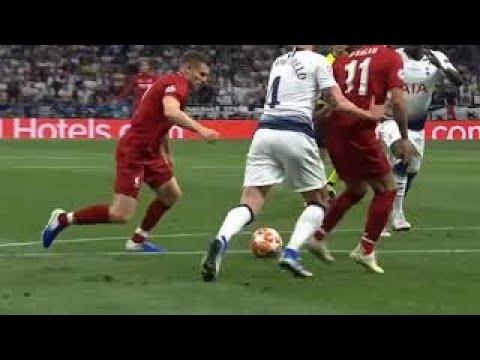 Ливерпуль - Тоттонхэм  2:0 обзор матча (финал Лиги Чемпионов 2019)
