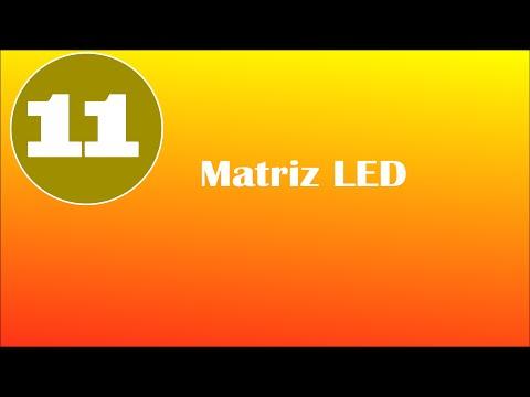 Matriz LED