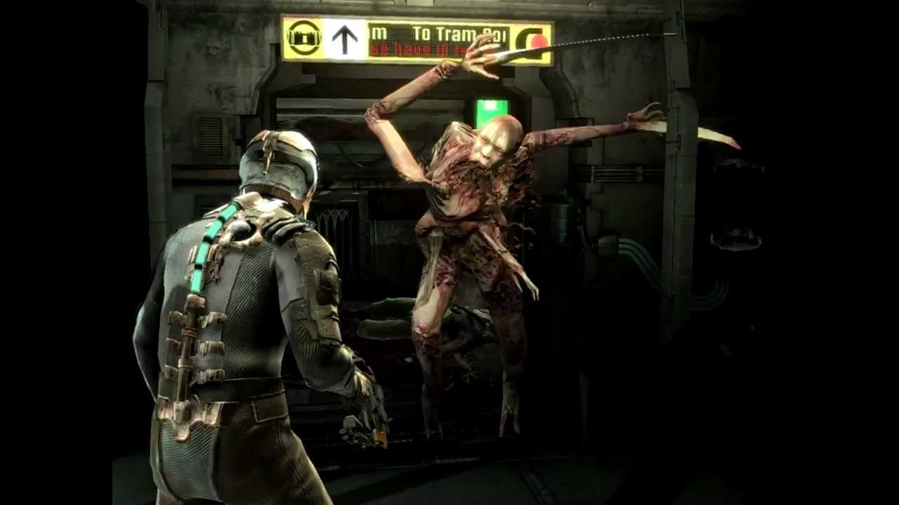 Dead Space Door Bug (solution) - YouTube