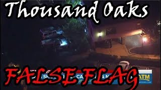 Mass Shooting FALSE FLAG Thousand Oaks California Bar! (TIME IS SHORT)