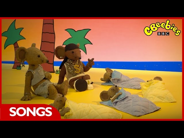 CBeebies Songs | Rastamouse Nursery Rhymes | Rock A Bye Baby