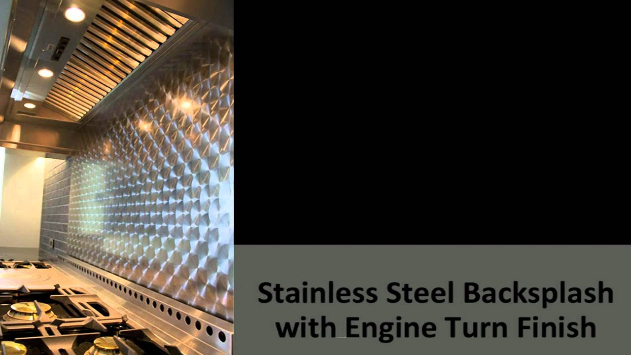 Stainless Steel Backsplash Trim For Fireplace Stainless Steel Hood And Copper Trim
