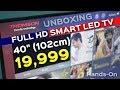 """Thomson 40"""" FHD SMART LED TV Priced Rs.19,999 