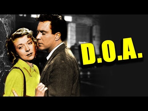 Edmond O'Brien Full Movie - D.O.A | Pamela Britton | Hollywood Classic Full  Movies | Upload 2017