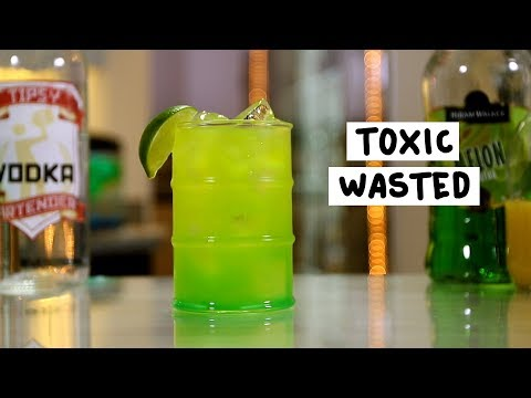 Matt Leonard - Toxic Wasted