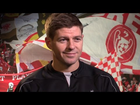 Steven Gerrard - Full Length Interview Announcing He Is Leaving Liverpool