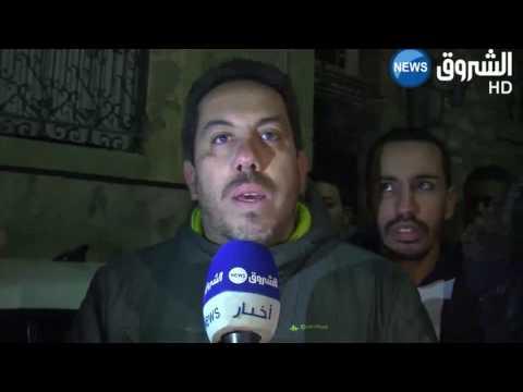 Réactions des habitants après l'attentat raté de Constantine