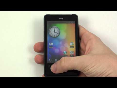 HTC Gratia - LauncherPro