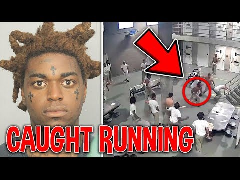 Kodak Black Won't Survive Being Locked Up, Here's Why...