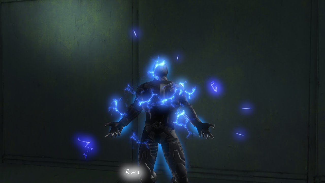 dcuo zoom cw suit youtube