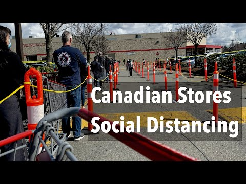 Social Distancing | New Normal In Canada | Pinoy In Canada