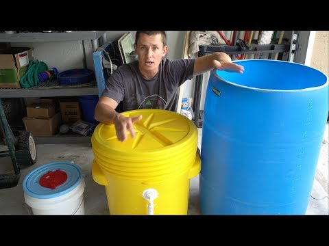 How To Make A HOMEMADE Live Bait Well! DIY Livewell Project