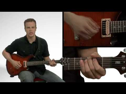 Finding The Key To A Song - Guitar Lessons