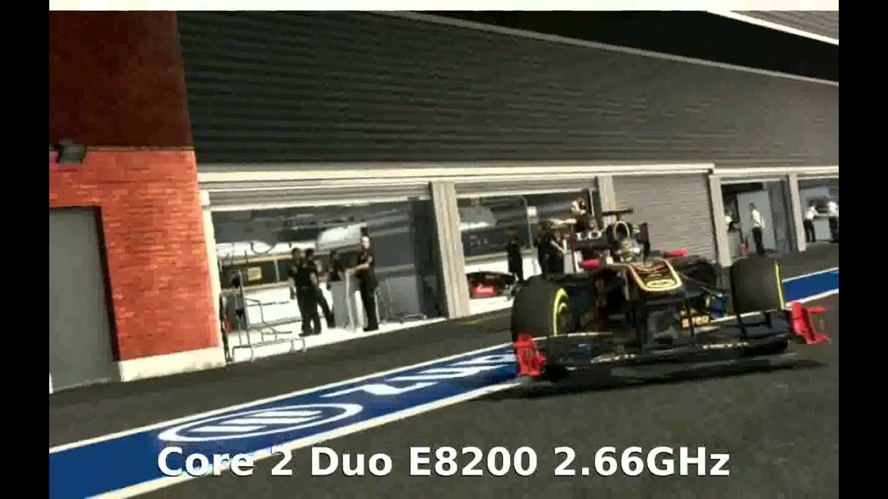 F1 2011 PC - Requirements & System Requirements - corniada