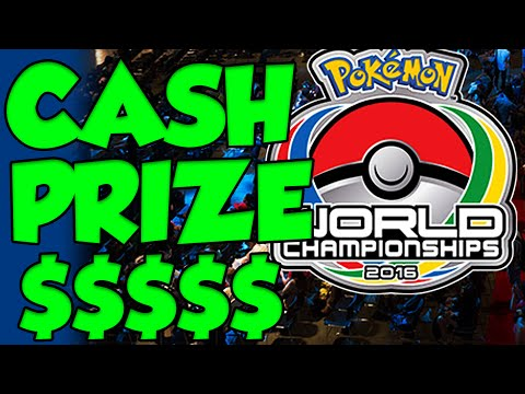 Pokemon world tournament prizes