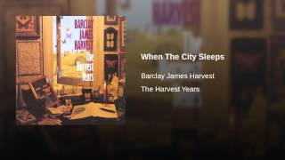 When The City Sleeps