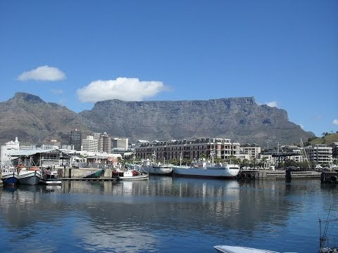 Cape Town, A Tale of Many Cities