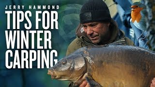 Winter Carping Tips – Jerry Hammond