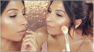 ♡ Bronze Summer GLOW Makeup 🌟